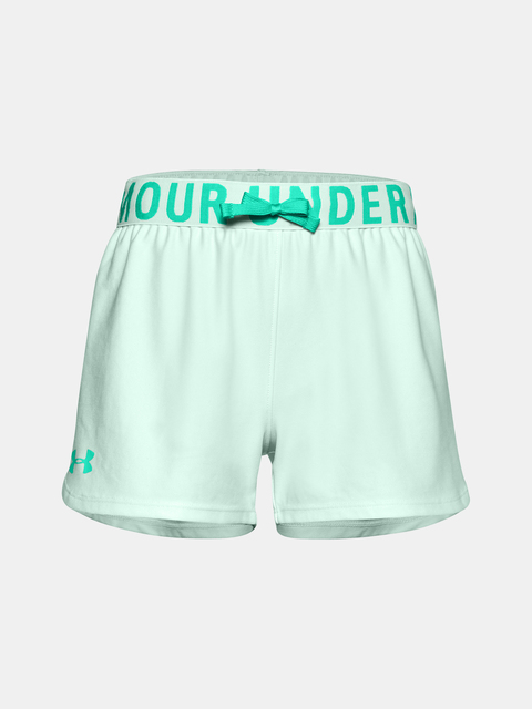 Kraťasy Under Armour Play Up Solid Shorts-BLU
