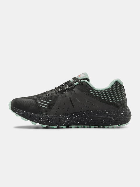 Boty Under Armour UA W Charged Bandit Trail-GRY