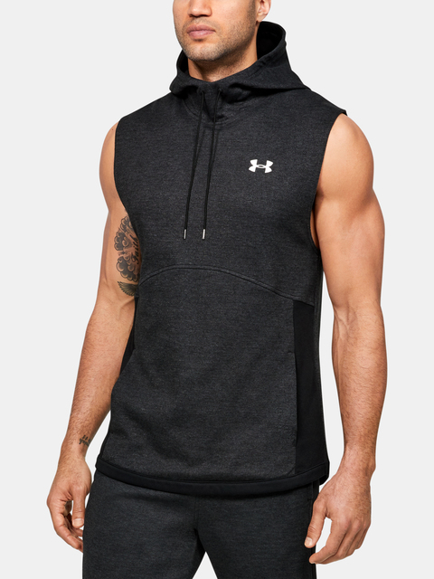 Mikina Under Armour Double Knit Sl Hoodie