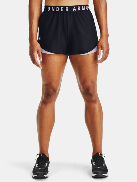 Kraťasy Under Armour Play Up Shorts 3.0-BLK