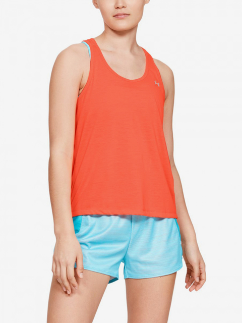 Tílko Under Armour Whisperlight Tie Back Tank-Org