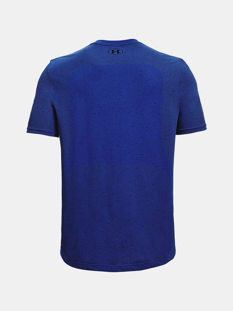 Tričko Under Armour Seamless SS-BLU