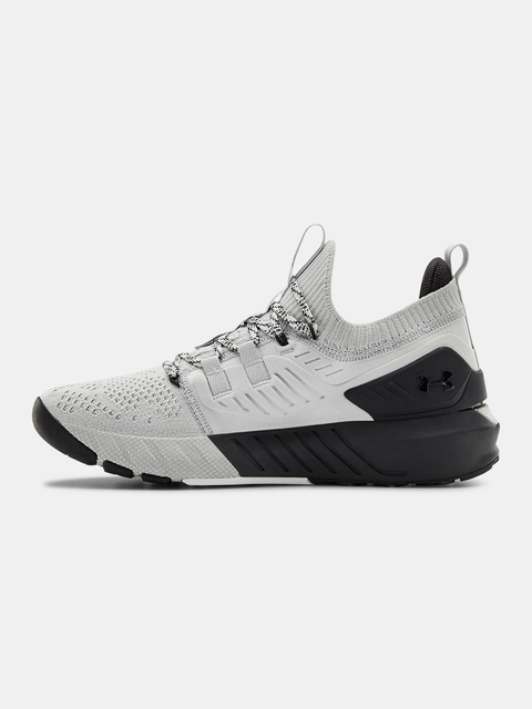Boty Under Armour Project Rock 3-GRY