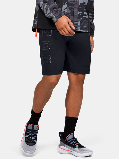Kraťasy Under Armour UA MOMENTS WINDSHORT-BLK