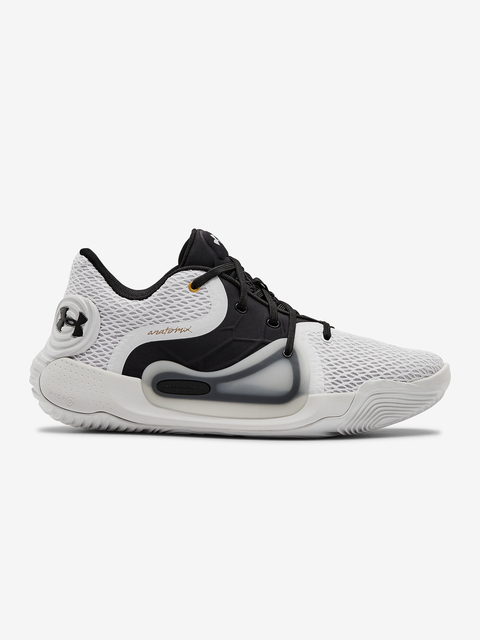 Boty Under Armour UA Spawn 2-WHT