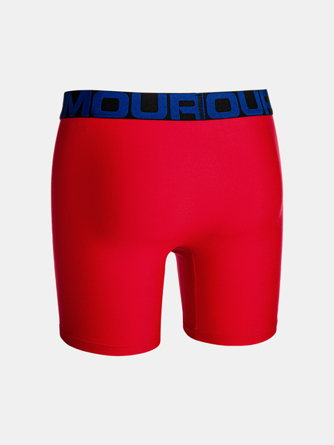 Boxerky Under Armour Tech 6in 3 Pack
