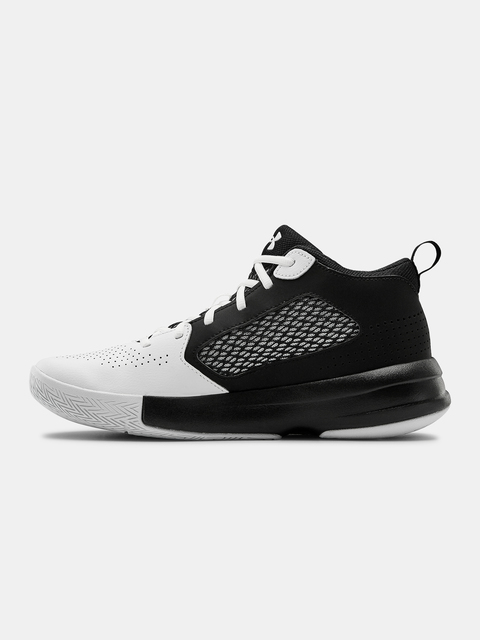 Boty Under Armour Lockdown 5-WHT