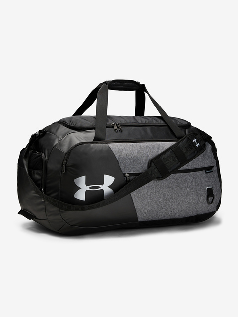 Taška Under Armour Undeniable 4.0 Duffle LG-GRY