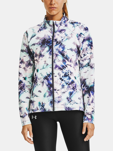Bunda Under Armour Launch 3.0 STORM Prnt Jkt-BLU
