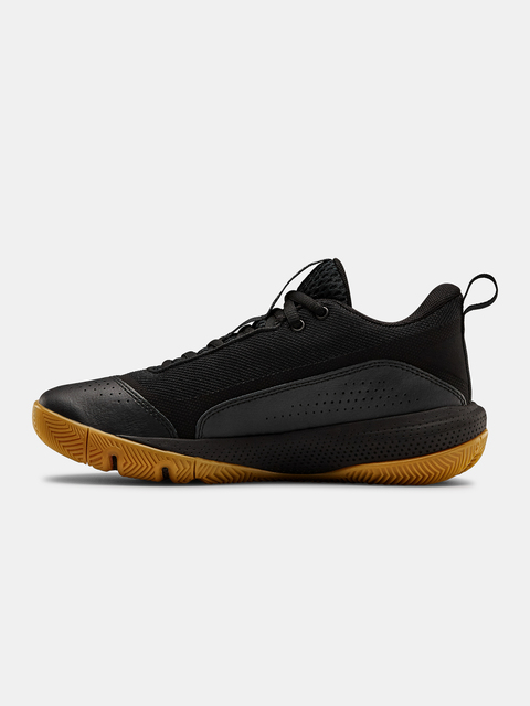 Boty Under Armour GS SC 3ZER0 IV-BLK