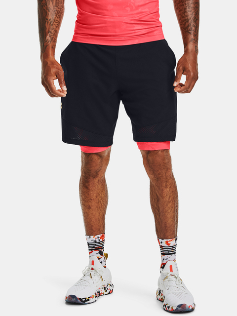 Kraťasy Under Armour Kazoku Vanish Woven Short