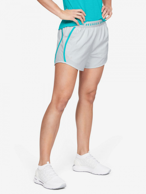 Kraťasy Under Armour Fly By Exposed Short-Gry