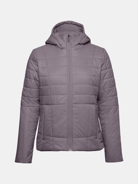 Bunda Under Armour UA Armour Insulated Hooded Jkt-PPL
