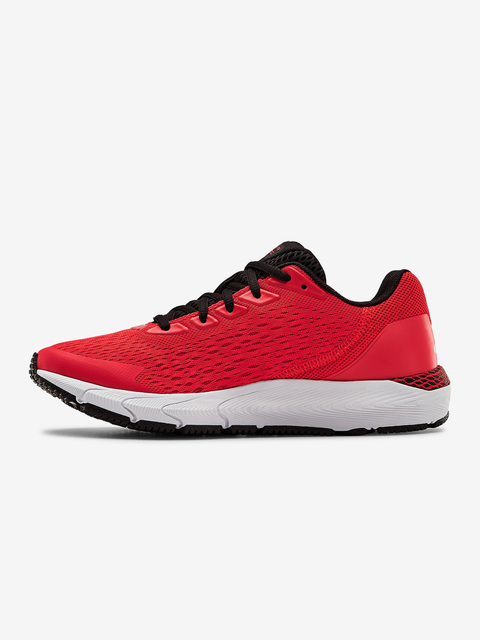 Boty Under Armour  GS HOVR Sonic 3-RED