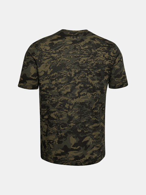 Tričko Under Armour UA ABC CAMO SS-BLK