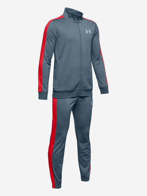 Souprava Under Armour Knit Track Suit-Gry