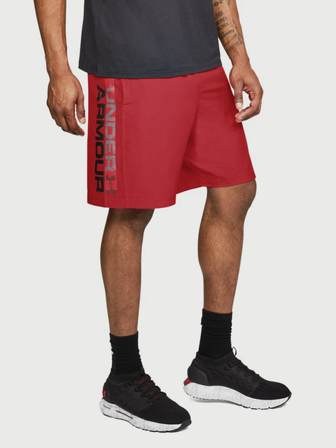Kraťasy Under Armour Woven Graphic Wordmark Short