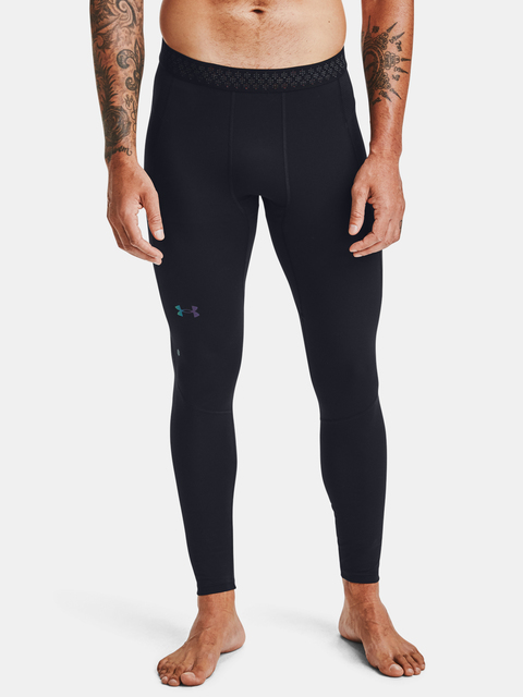 Legíny Under Armour UA Rush CG 2.0 Leggings-BLK