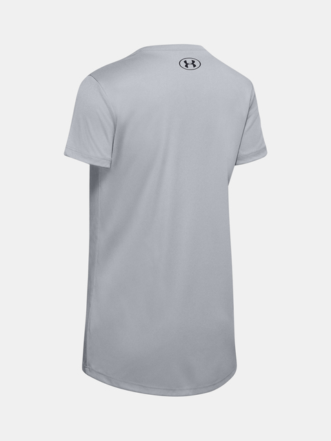 Tričko Under Armour Tech Graphic Big Logo SS T-Shirt-GRY
