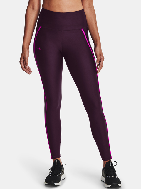 Legíny Under Armour HG Shine Mesh Legg PKT NS-PPL