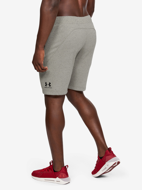 Kraťasy Under Armour Speckled Fleece Shorts
