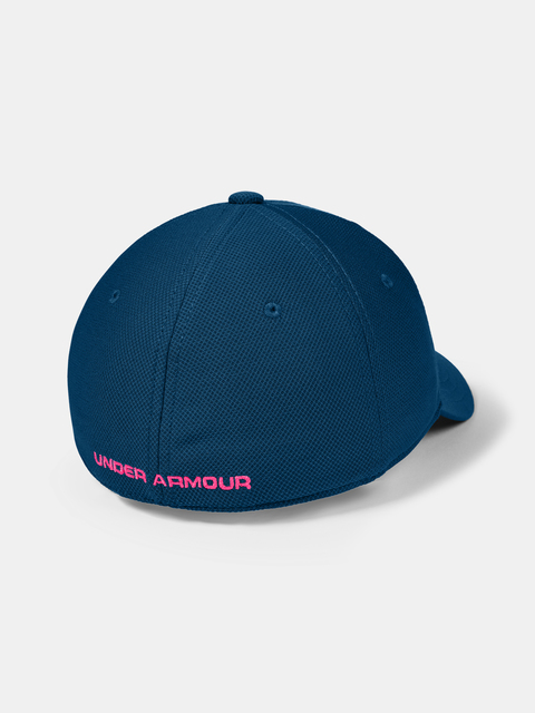 Kšiltovka Under Armour UA Boy's Blitzing 3.0 Cap-BLU