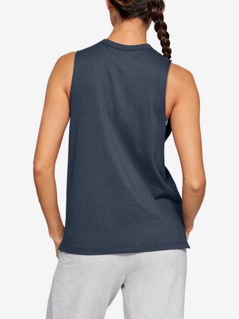 Tílko Under Armour Graphic Empower Muscle Sl-Gry