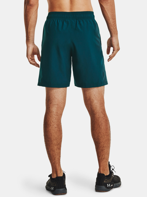 Kraťasy Under Armour UA Woven Graphic WM Short-BLU