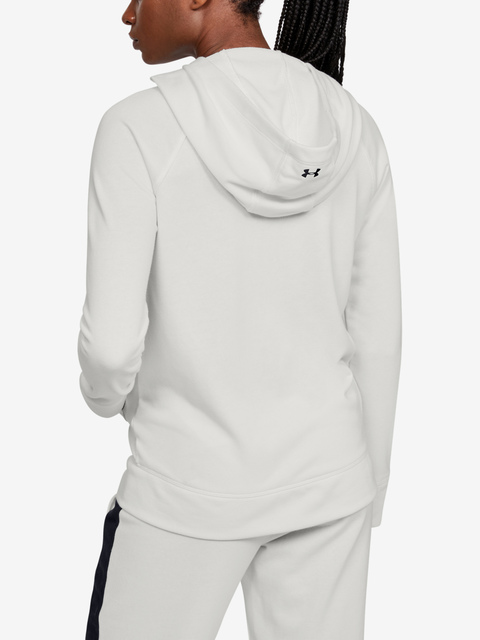 Mikina Under Armour Rival Terry Fz Hoodie