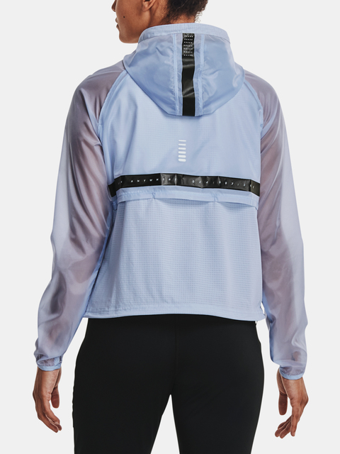 Bunda Under Armour Run Anywhere Anorak-BLU