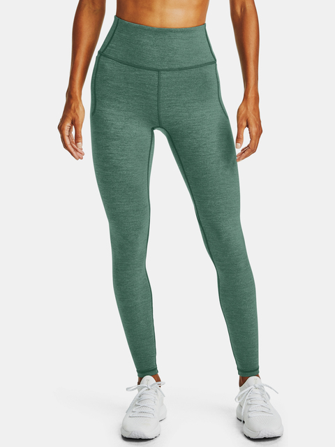 Legíny Under Armour Meridian Heather Legging-GRN