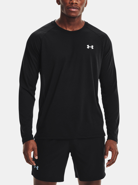 Tričko Under Armour Streaker LS-BLK
