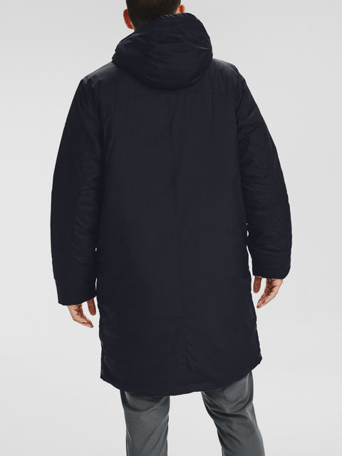 Bunda Under Armour Armour Insulated Bench Coat-BLK