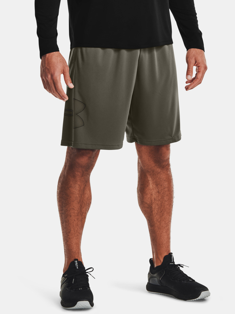 Kraťasy Under Armour TECH GRAPHIC SHORT-GRN