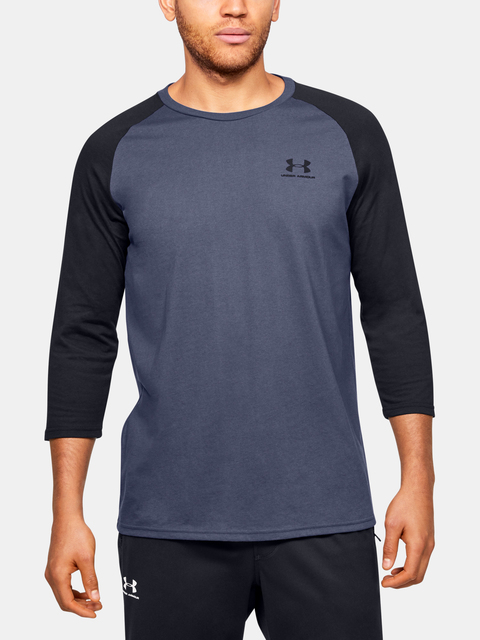 Tričko Under Armour Sportstyle Left Chest 3 4 Tee