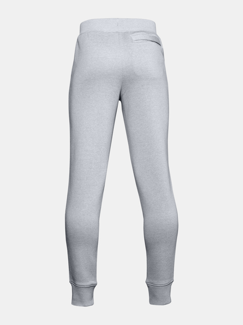 Kalhoty Under Armour RIVAL COTTON PANTS-GRY