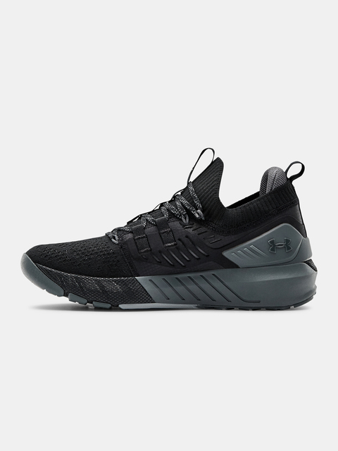 Boty Under Armour Project Rock 3-BLK