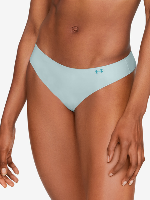 Kalhotky Under Armour Ps Thong 3Pack Print