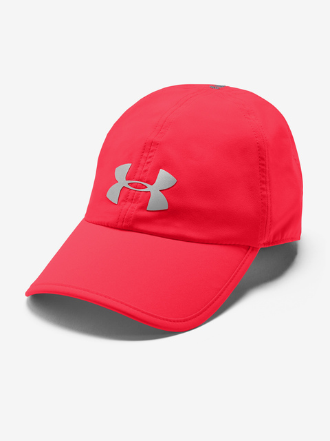 Kšiltovka Under Armour Run Shadow Cap-RED