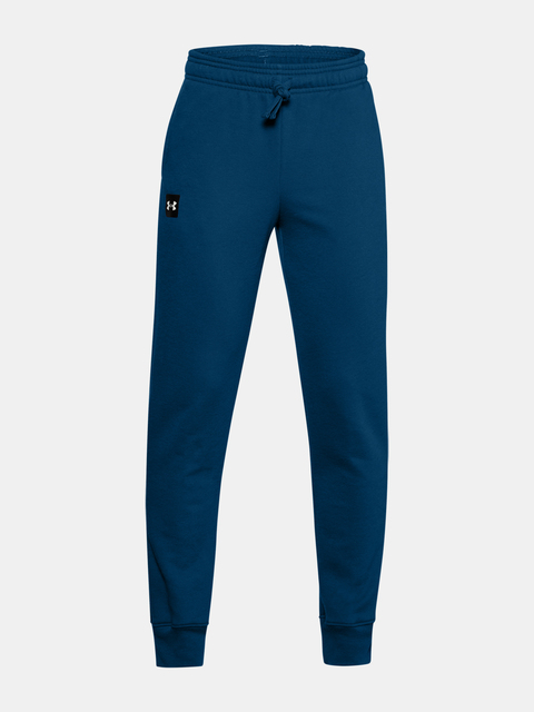 Tepláky Under Armour RIVAL FLEECE JOGGERS-BLU