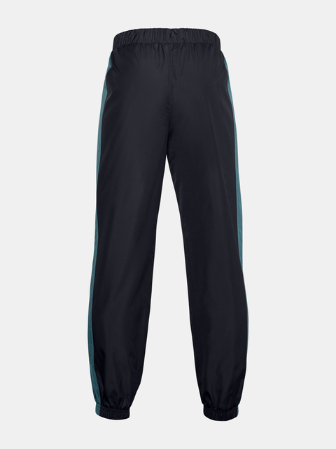 Tepláky Under Armour UA Mesh Lined Pants-BLK