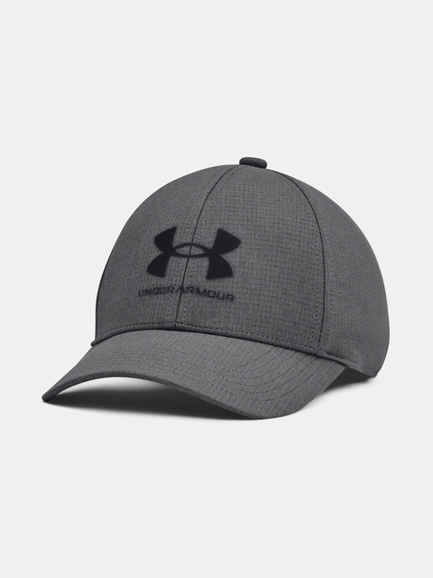 Kšiltovka Under Armour UA Armourvent STR-GRY