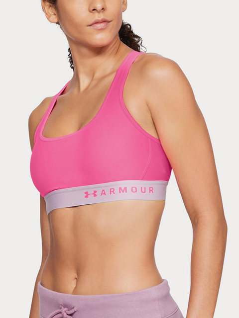 Kompresní podprsenka Under Armour Mid Crossback Bra