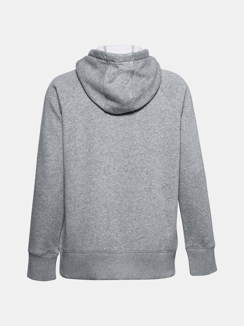 Mikina Under Armour Rival Fleece Logo Hoodie-GRY