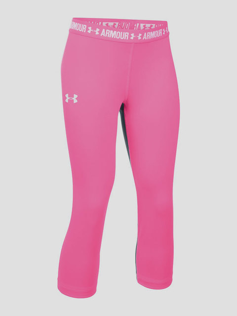 Kompresní legíny Under Armour Heatgear Capri