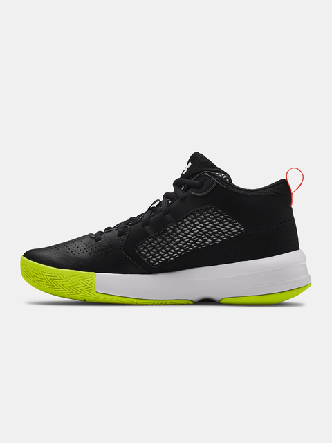 Boty Under Armour UA Lockdown 5-BLK