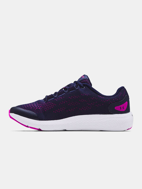 Boty Under Armour GS Charged Pursuit 2-NVY