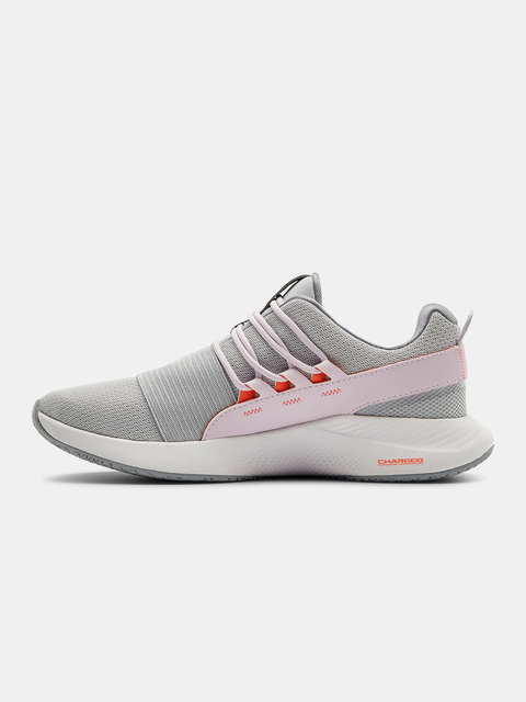 Boty Under Armour W Charged Breathe LACE-GRY