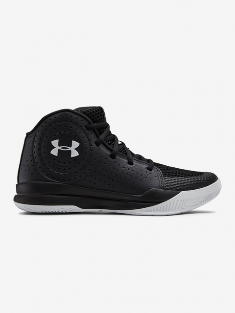 Boty Under Armour Gs Jet 2019-Blk