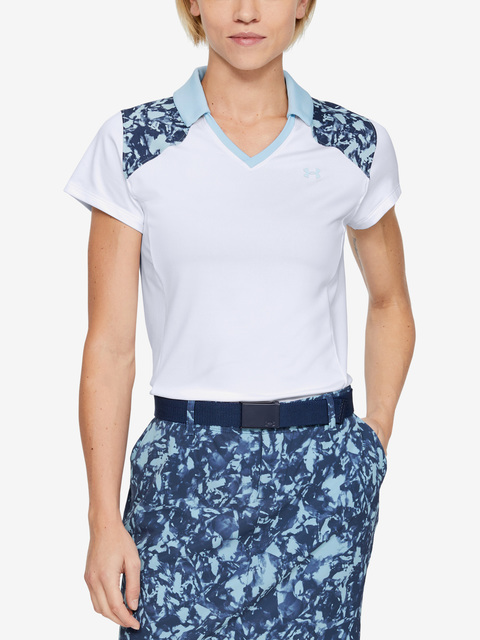 Tričko Under Armour Zinger Blocked Polo
